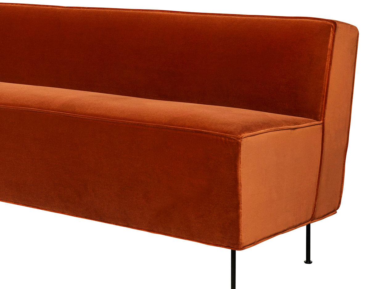 modern line furniture sofa sleepers wrought iron patio dining height 350 hivemodern