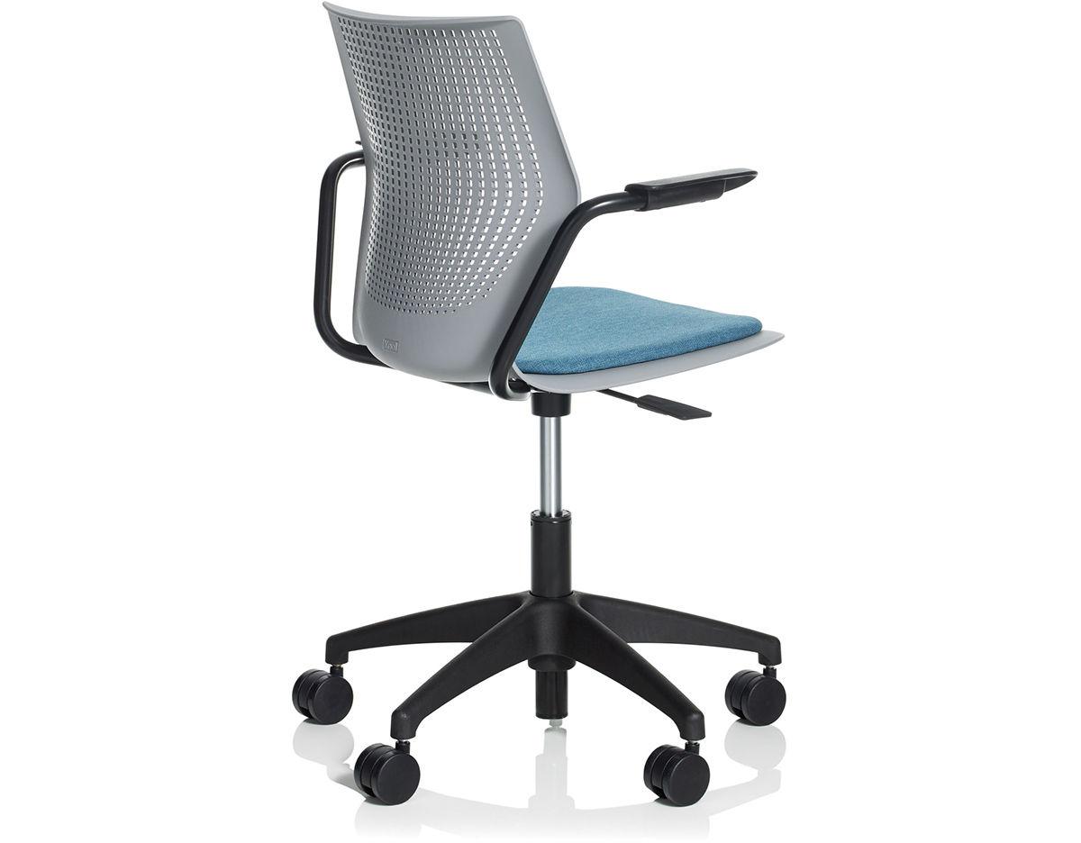 knoll generation task chair world market cushions multigeneration light with 5 star base