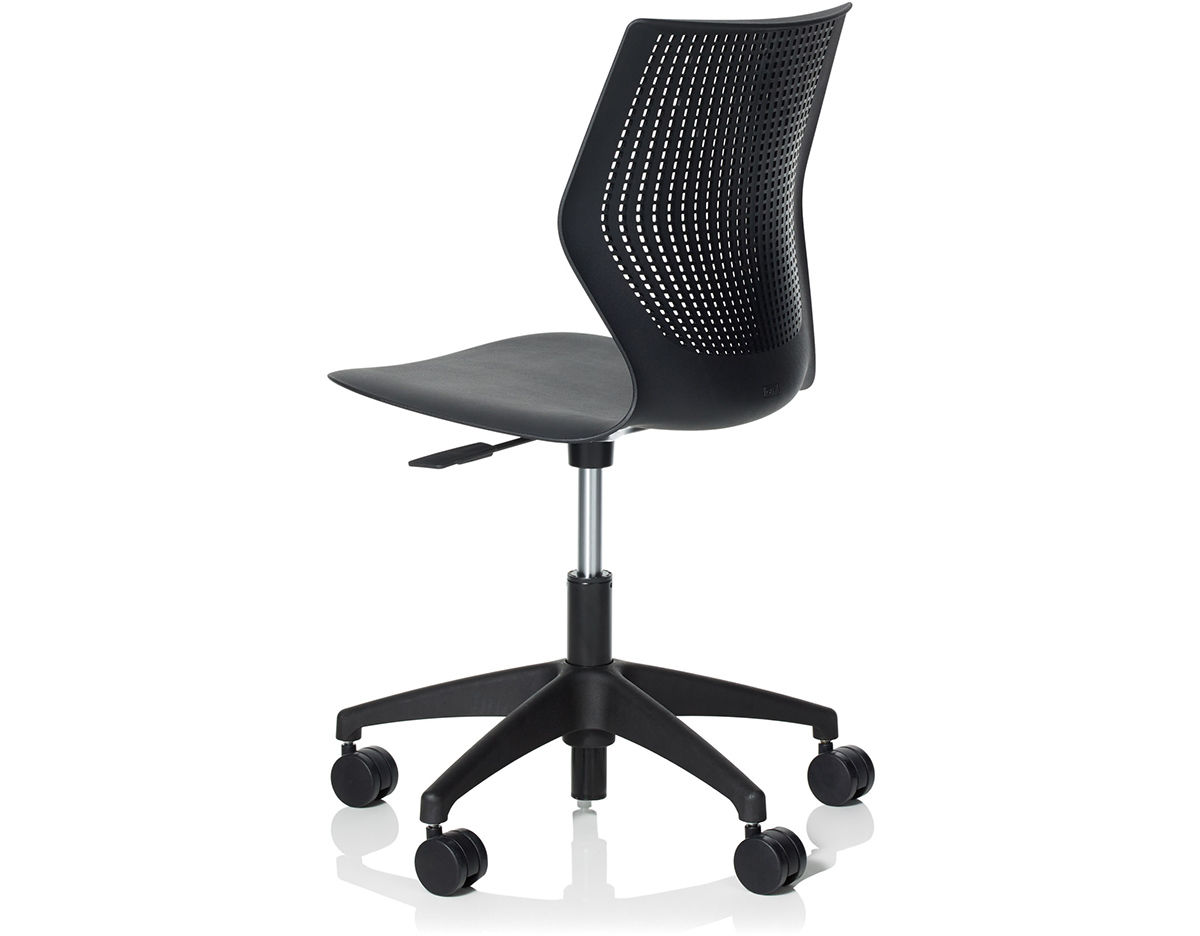 knoll generation task chair vine chairs multigeneration light with 5 star base