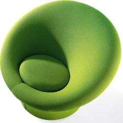 Mushroom Bean Bag Chair Eames Original F560 Hivemodern Com