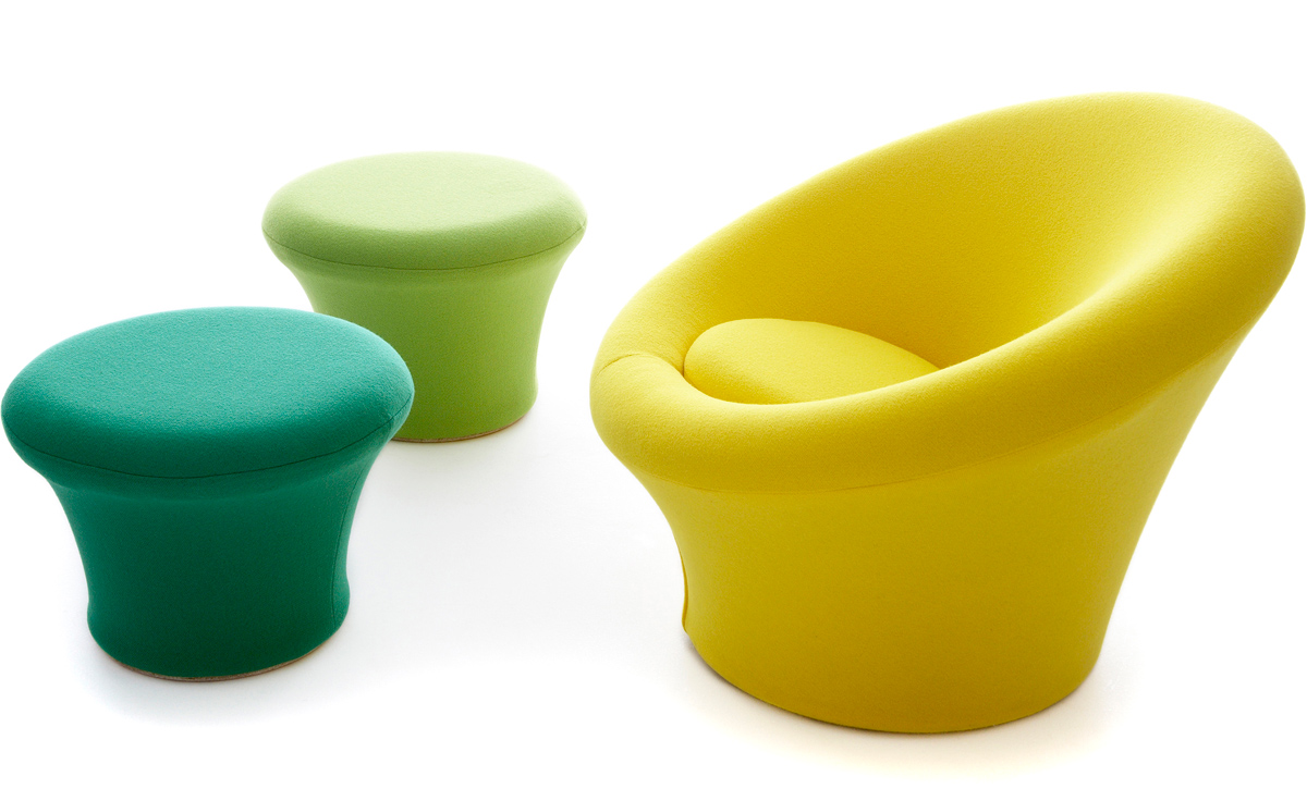 Mushroom Chair F560  hivemoderncom