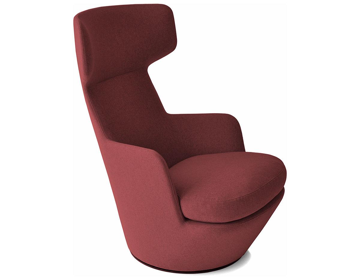 My Turn Swivel Lounge Chair  hivemoderncom