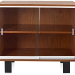 Sliding Kitchen Cabinet Doors Cabinets Rochester Ny Nelson Basic With Glass Hivemodern