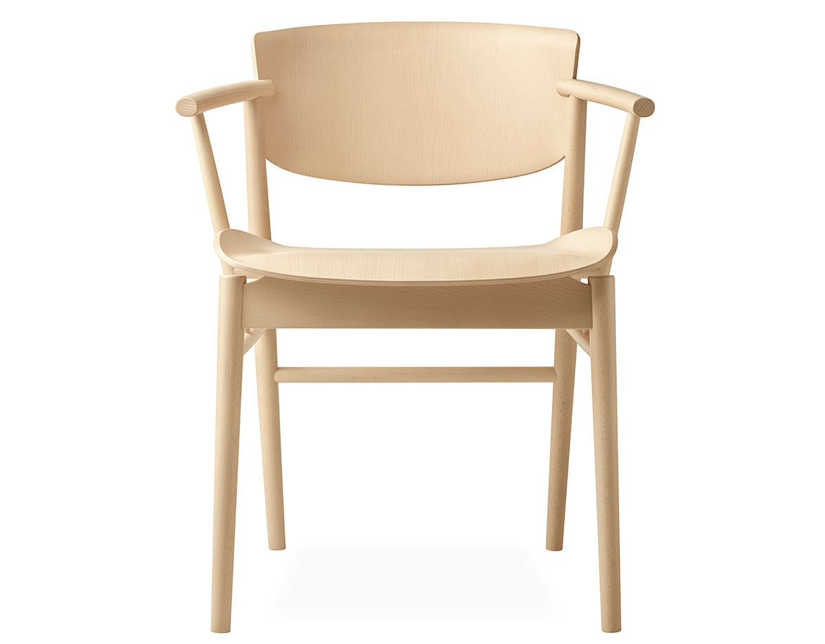 Fritz Hansen Chairs Nendo N01 Chair