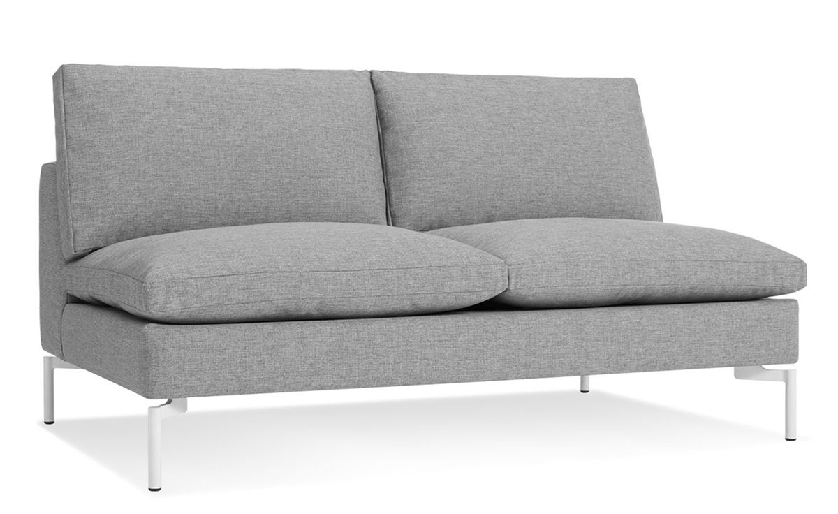 New Standard Armless Sofa  hivemoderncom
