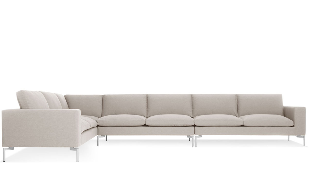 New Standard Large Sectional Sofa  hivemoderncom