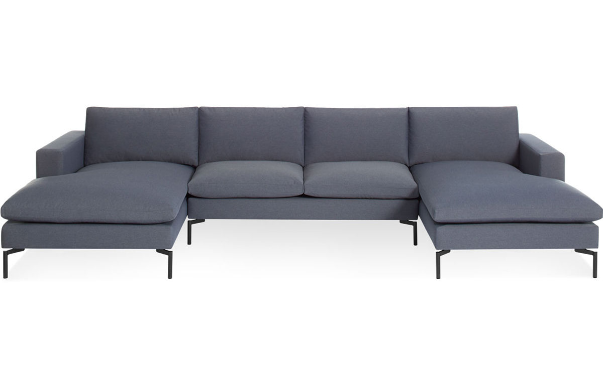 best american made sofa beds covers for sofas ebay uk new standard u shaped sectional - hivemodern.com