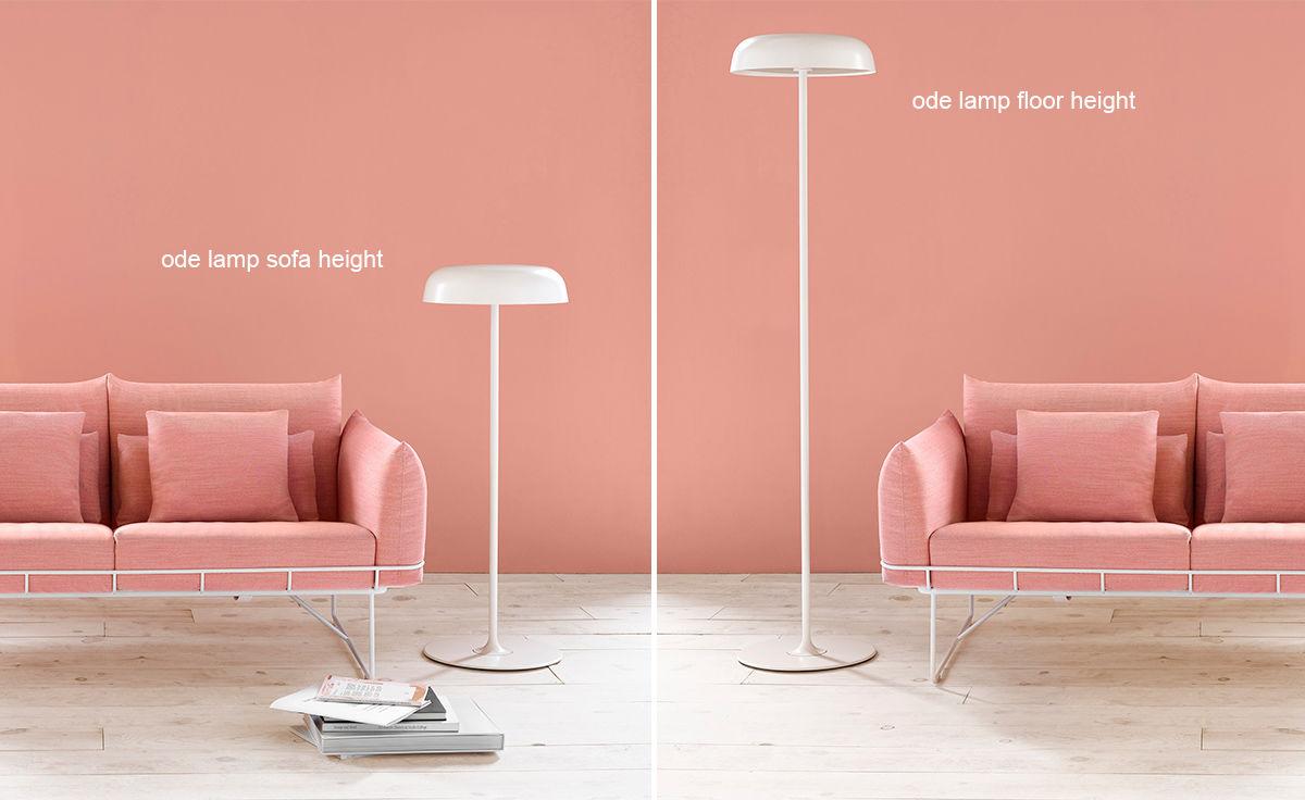 Ode Freestanding Floor Lamp  hivemoderncom
