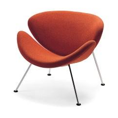 Orange Slice Chair La Z Boy Executive 2 Pierre Paulin Hivemodern