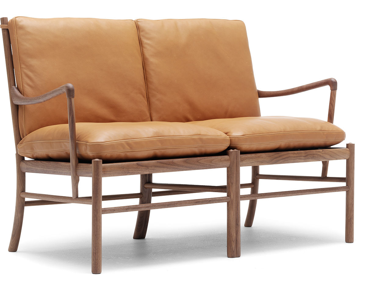 rocking chair footrest folding v-tip stability plug ow149-2 colonial sofa - hivemodern.com