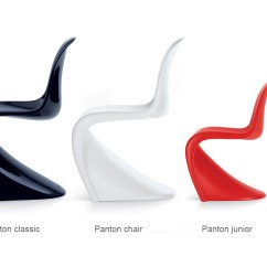 Panton Chair Review Outdoor Reclining Lounge With Ottoman Hivemodern Com By Verner From Vitra
