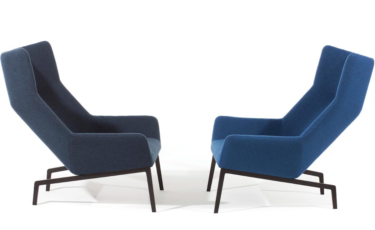 Park Lounge Chair  Ottoman  hivemoderncom