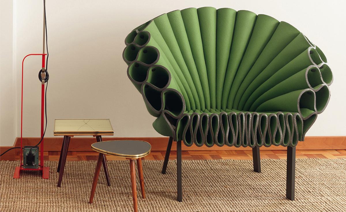 Peacock Chair  hivemoderncom