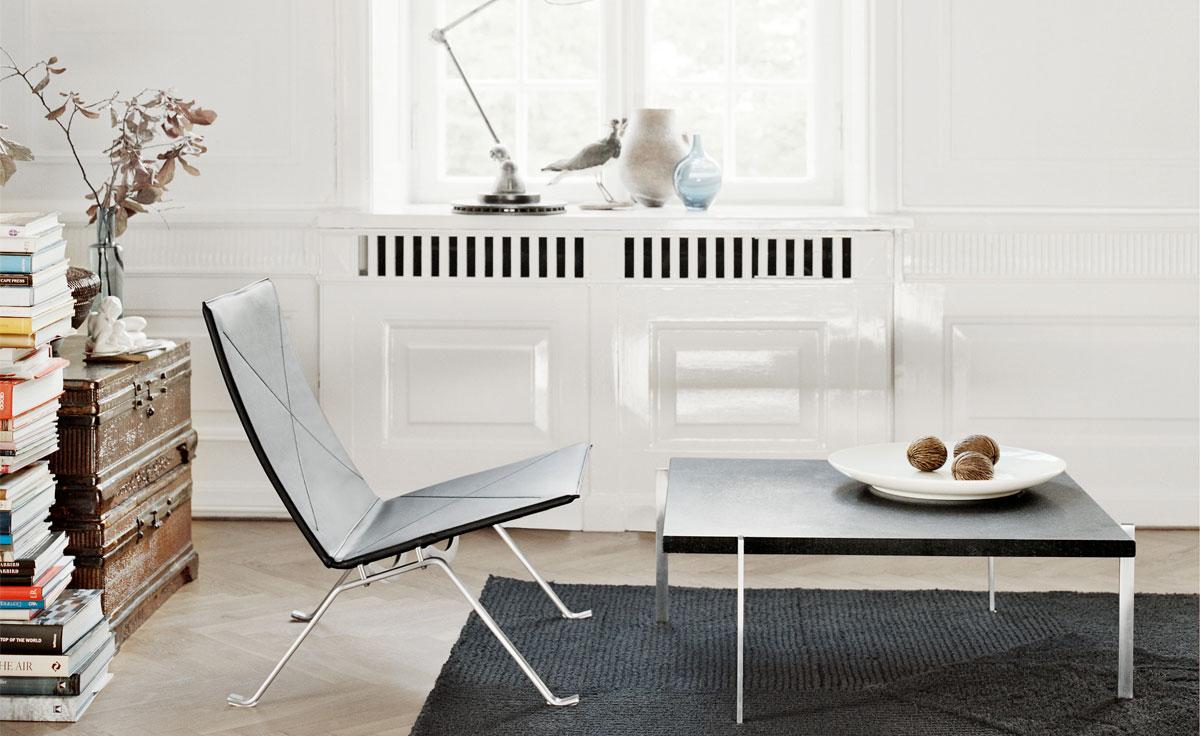 Poul Kjaerholm Pk22 Chair  hivemoderncom