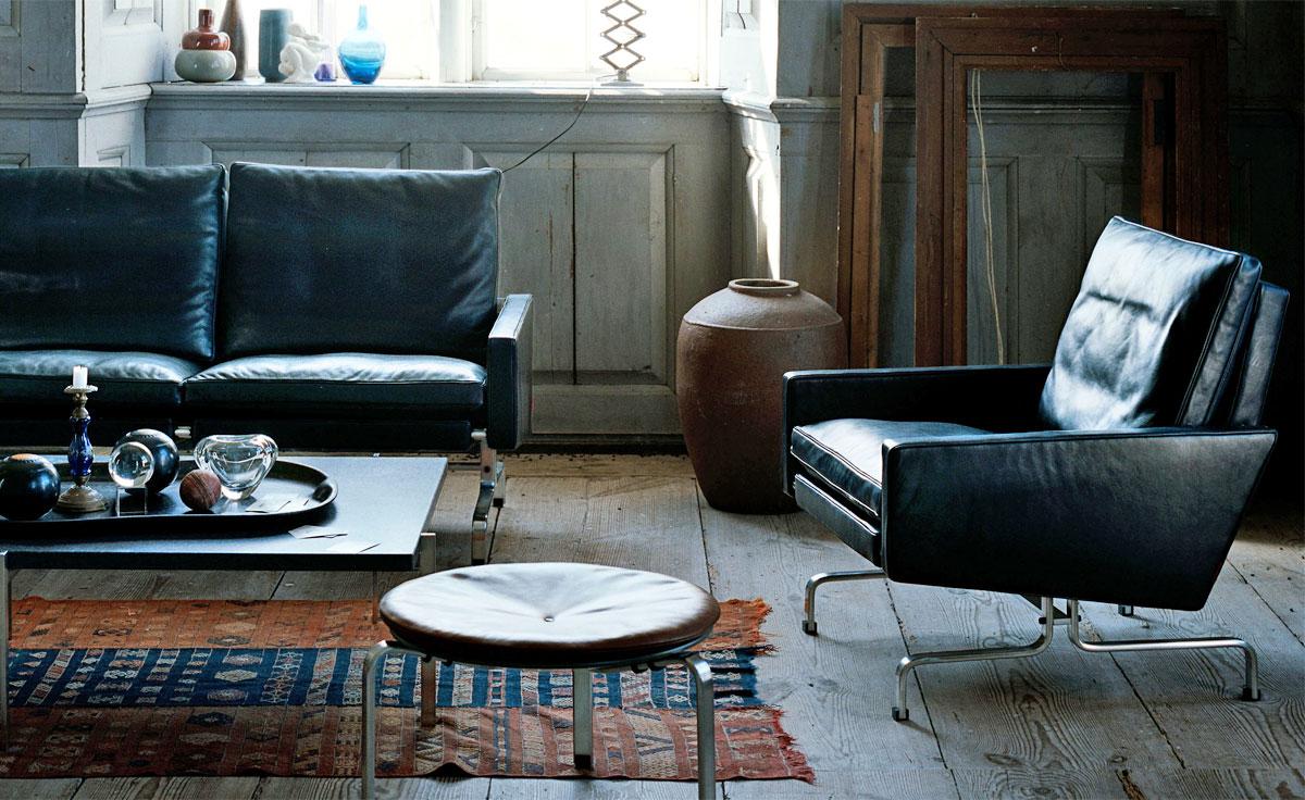 Poul Kjaerholm Pk31 Easy Chair  hivemoderncom