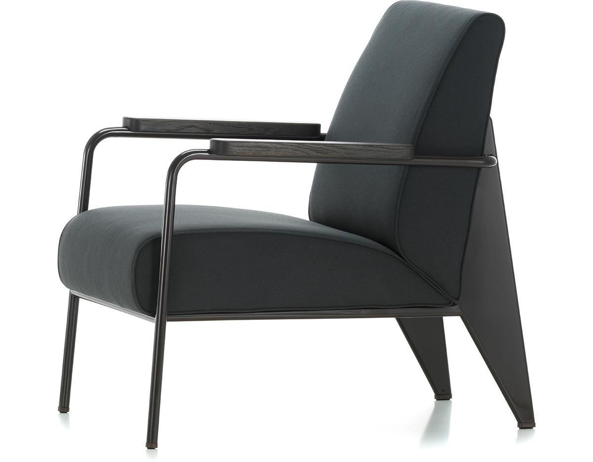 vitra lounge chair used banquet covers for sale prouvé fauteuil de salon hivemodern