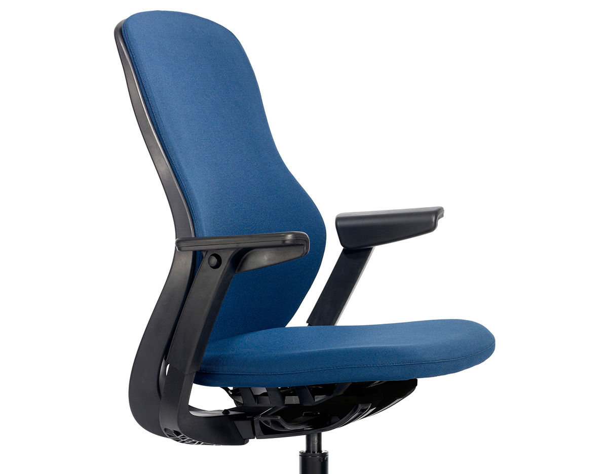 Knoll Regeneration Chair Regeneration Fully Upholstered High Task Chair