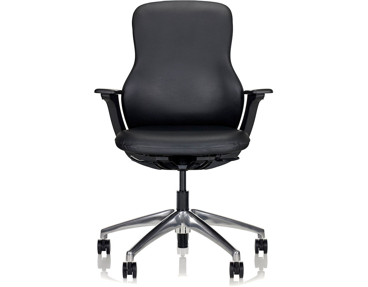 Work Chair Regeneration Fully Upholstered Work Chair