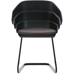 Places To Borrow Tables And Chairs Chair Lifts For Home Use Rift Cantiliever With Seat Cushion - Hivemodern.com