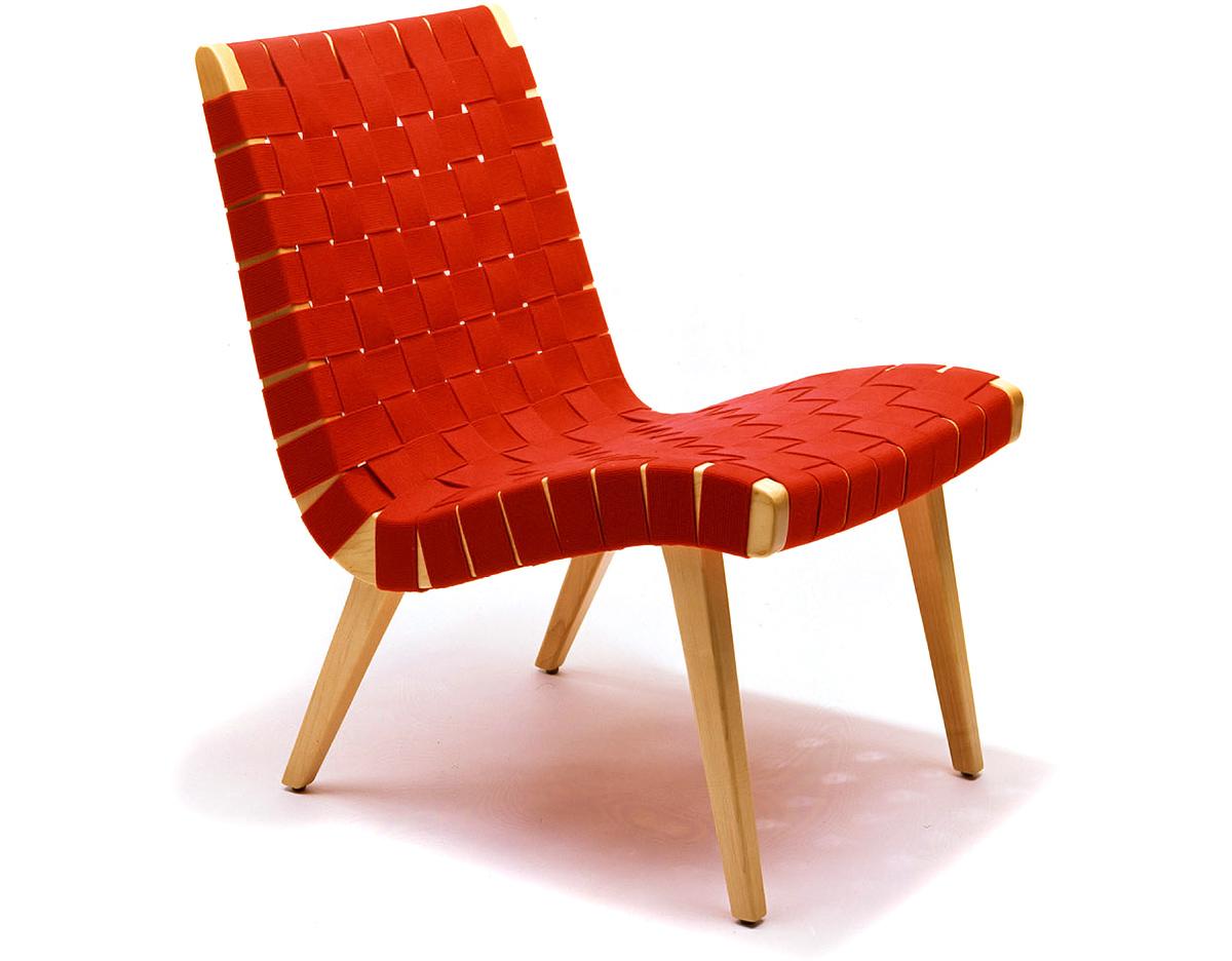 Jens Risom Lounge Chair  hivemoderncom