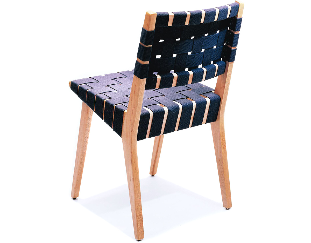 Risom Side Chair  hivemoderncom
