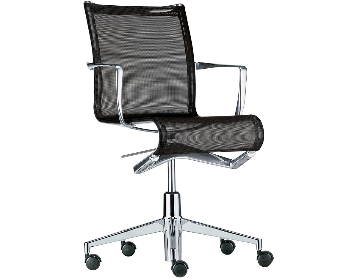 Task Chairs With Arms Rollingframe Arm Chair