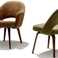 Swivel Rocking Patio Chairs Chair Positions For Extraction Saarinen Executive Arm With Wood Legs - Hivemodern.com