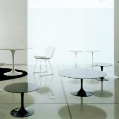 Aluminum Patio Chairs Folding Chair Plans Pdf Saarinen Side Table Calacatta Marble - Hivemodern.com