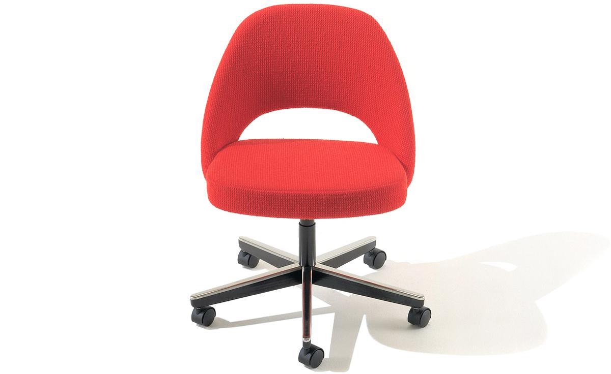 fiberglass shell chair chairs and table rentals saarinen executive swivel side - hivemodern.com