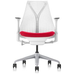 Sayl Chair Review White Leather Accent Canada Task Hivemodern