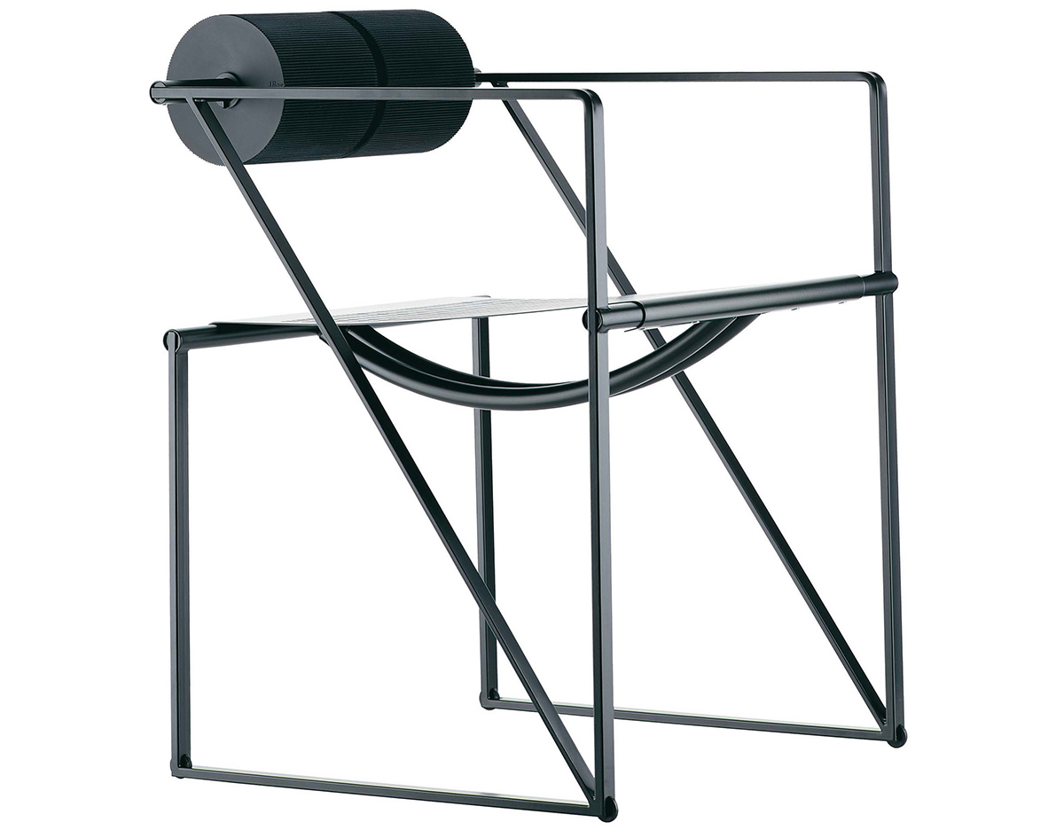 Chair Rack Seconda Chair With Arms
