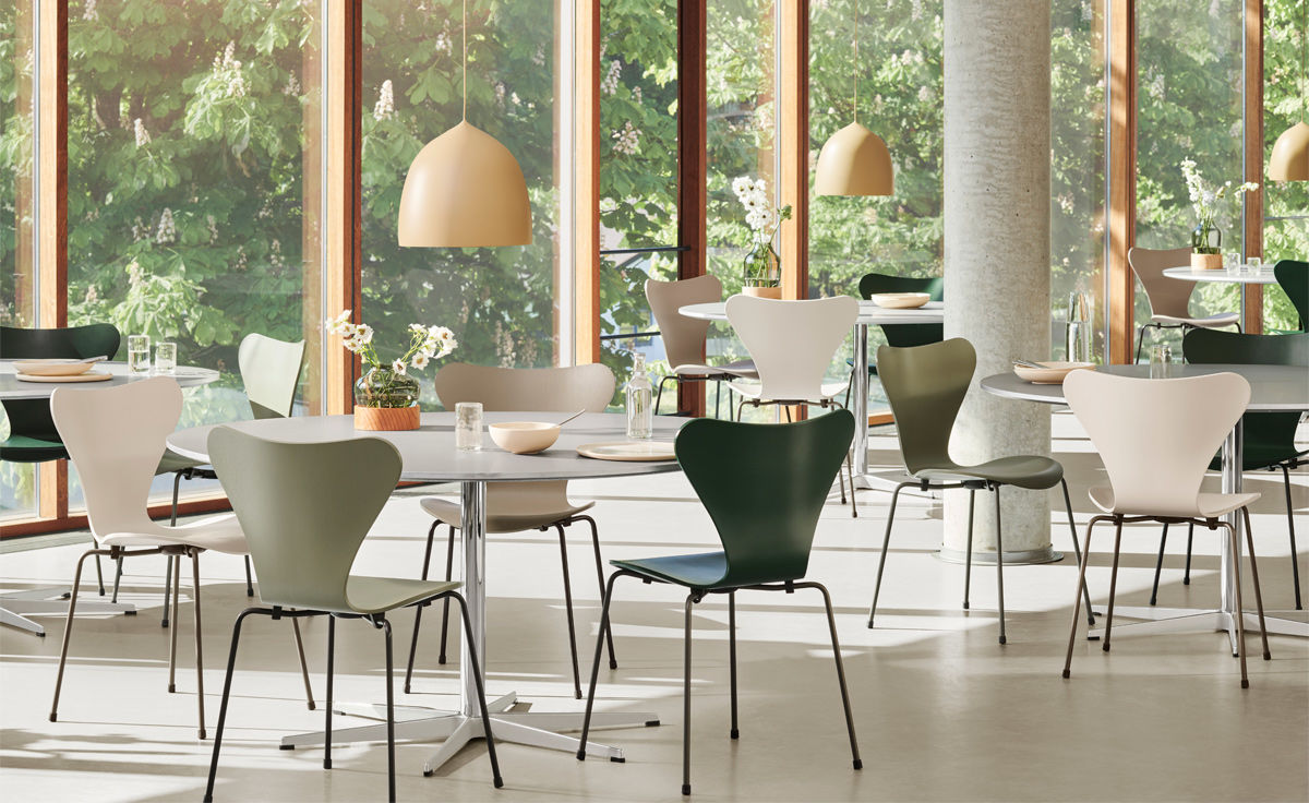 Series 7 Side Chair Color  hivemoderncom