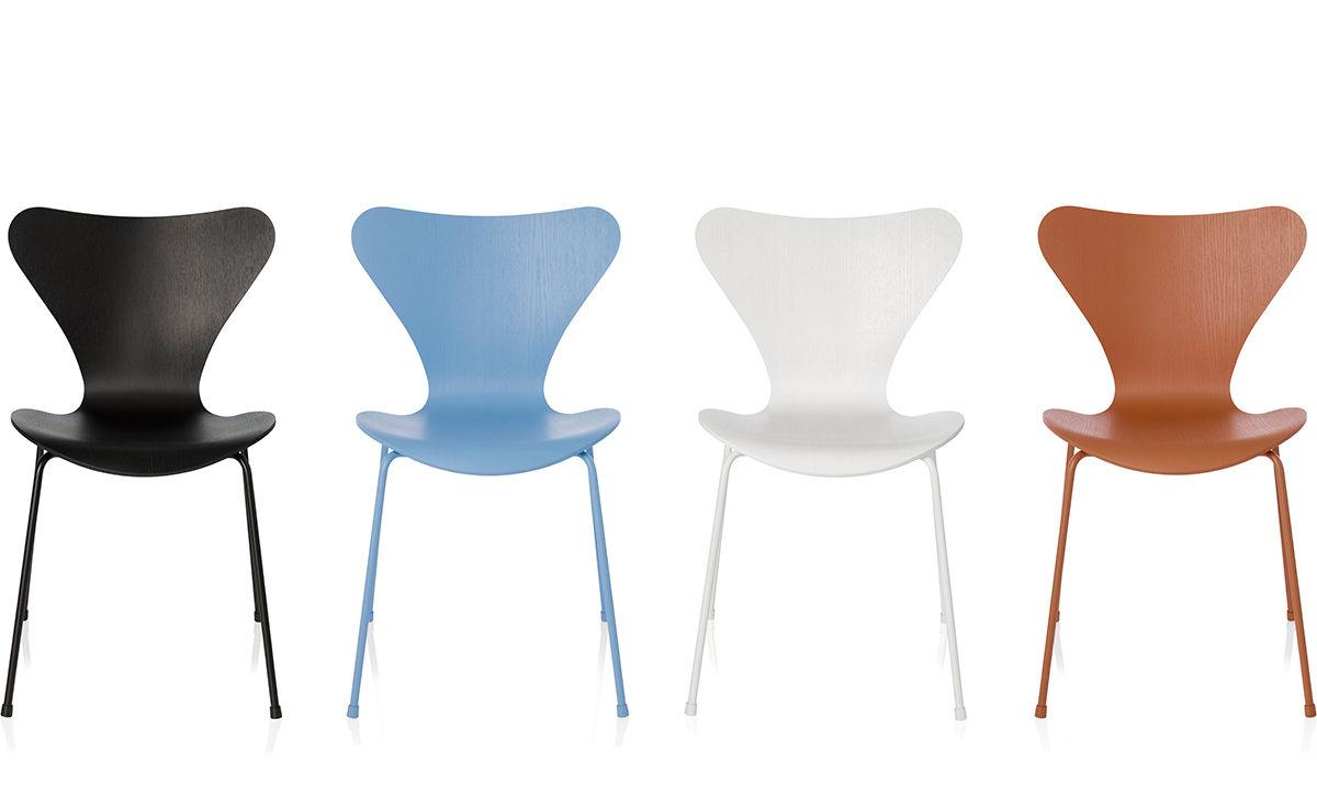 panton s chair glider outdoor series 7 side monochrome - hivemodern.com