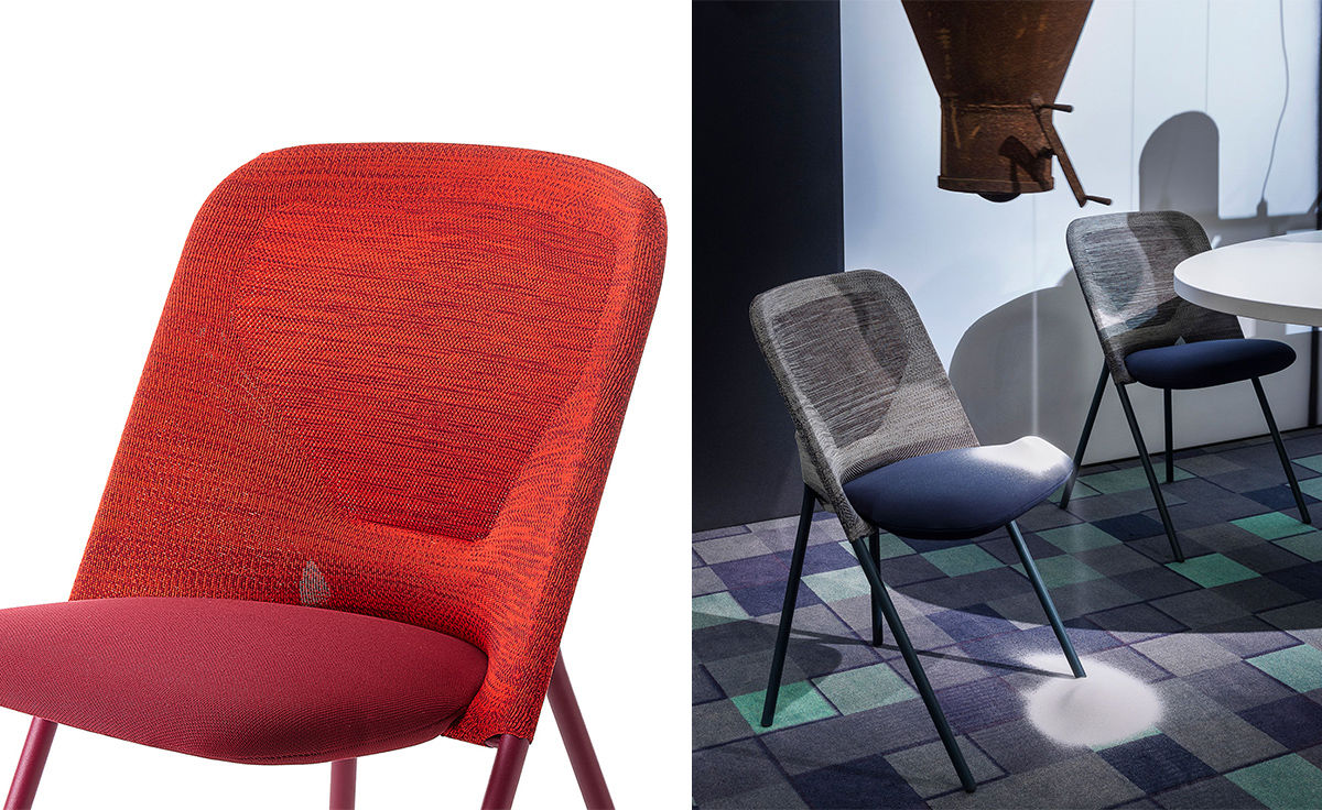 Shift Foldable Dining Chair  hivemoderncom