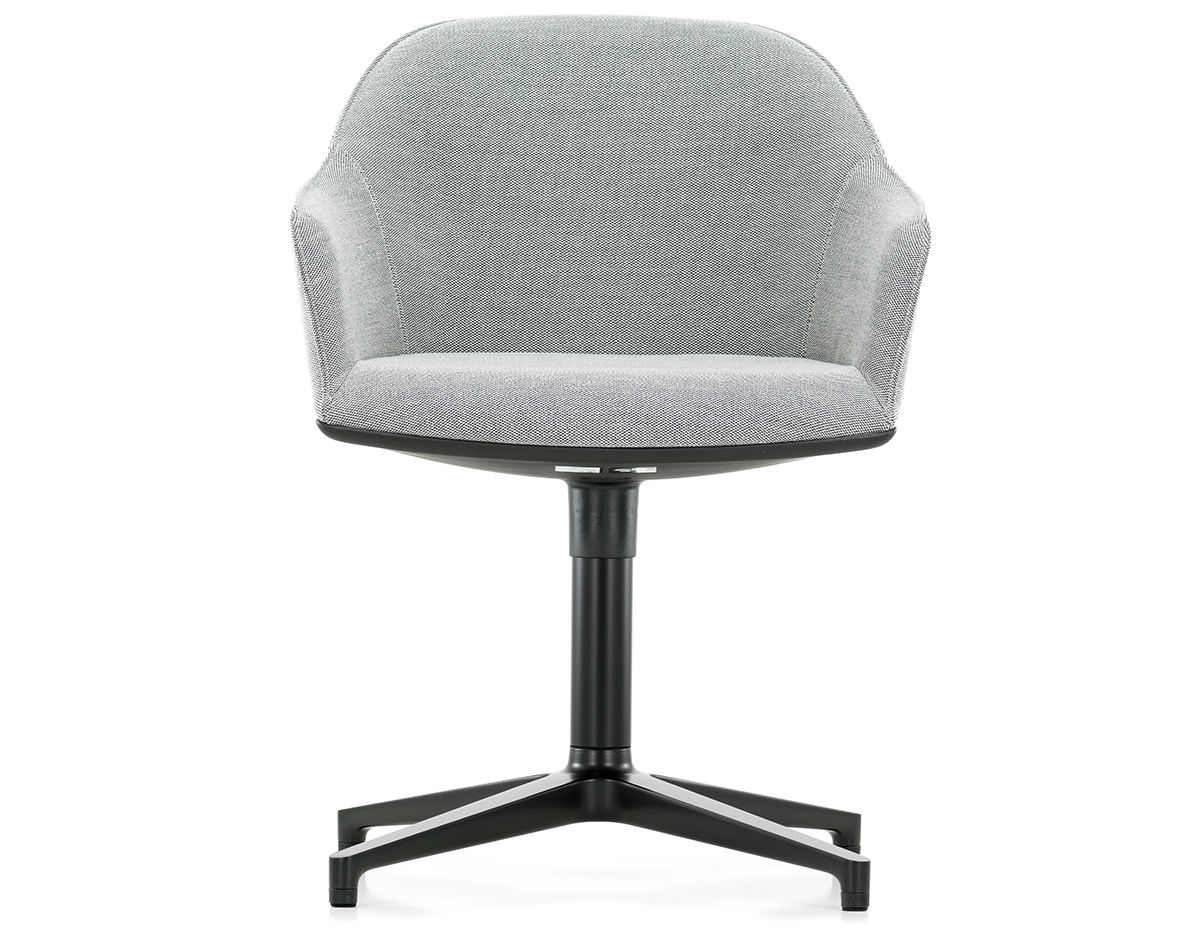 Vitra Office Chair Softshell Chair With Four Star Base