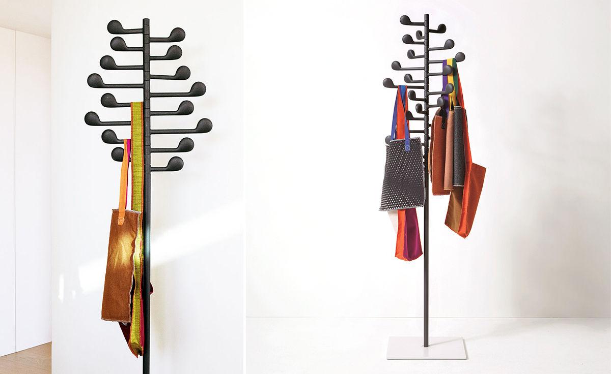 Song Coat Rack  hivemoderncom