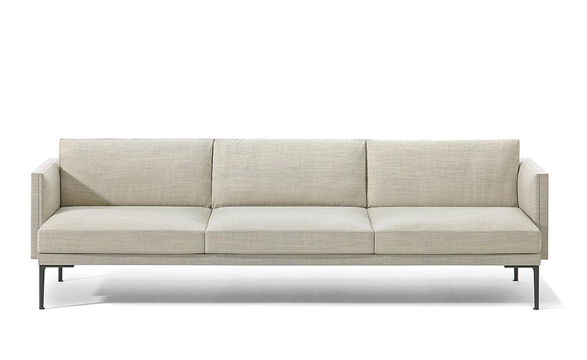 vitra sofa modular prado corner furniture village steeve three seat - hivemodern.com