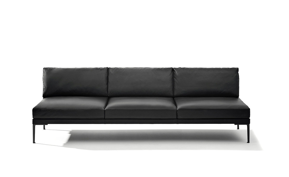 Steeve Three Seat Sofa Without Arms Hivemodern Com