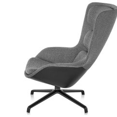 Jehs Laub Lounge Chair Cover Rentals Jacksonville Fl Striad High Back With 4 Star Base