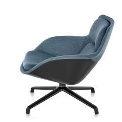 Jehs Laub Lounge Chair Kmart Patio Chairs On Sale Striad Low Back With 4 Star Base