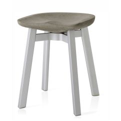 Bar Chairs Concrete Ergonomic Chair On A Budget Su Small Stool With Seat Hivemodern
