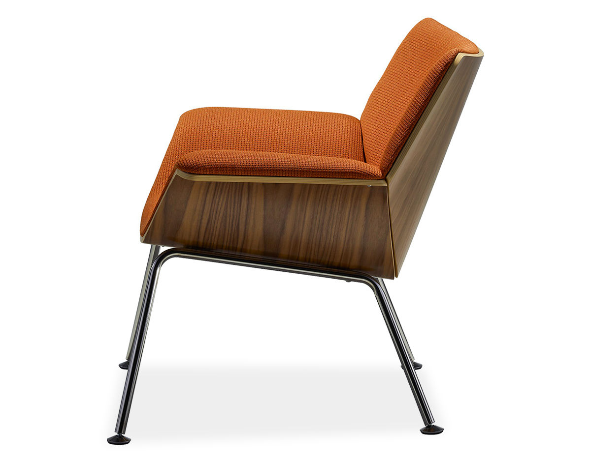 Swoop Plywood Lounge Chair  hivemoderncom