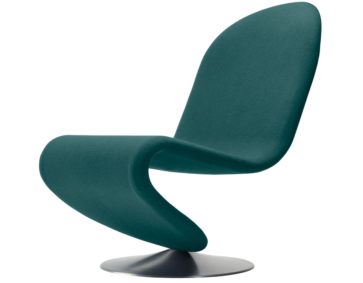 panton chair review cheap covers edmonton system 1 2 3 standard lounge hivemodern