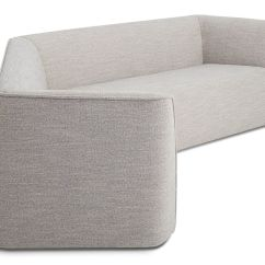 Angled Sectionals Sofas Sofa High End Thataway Sectional Hivemodern Com