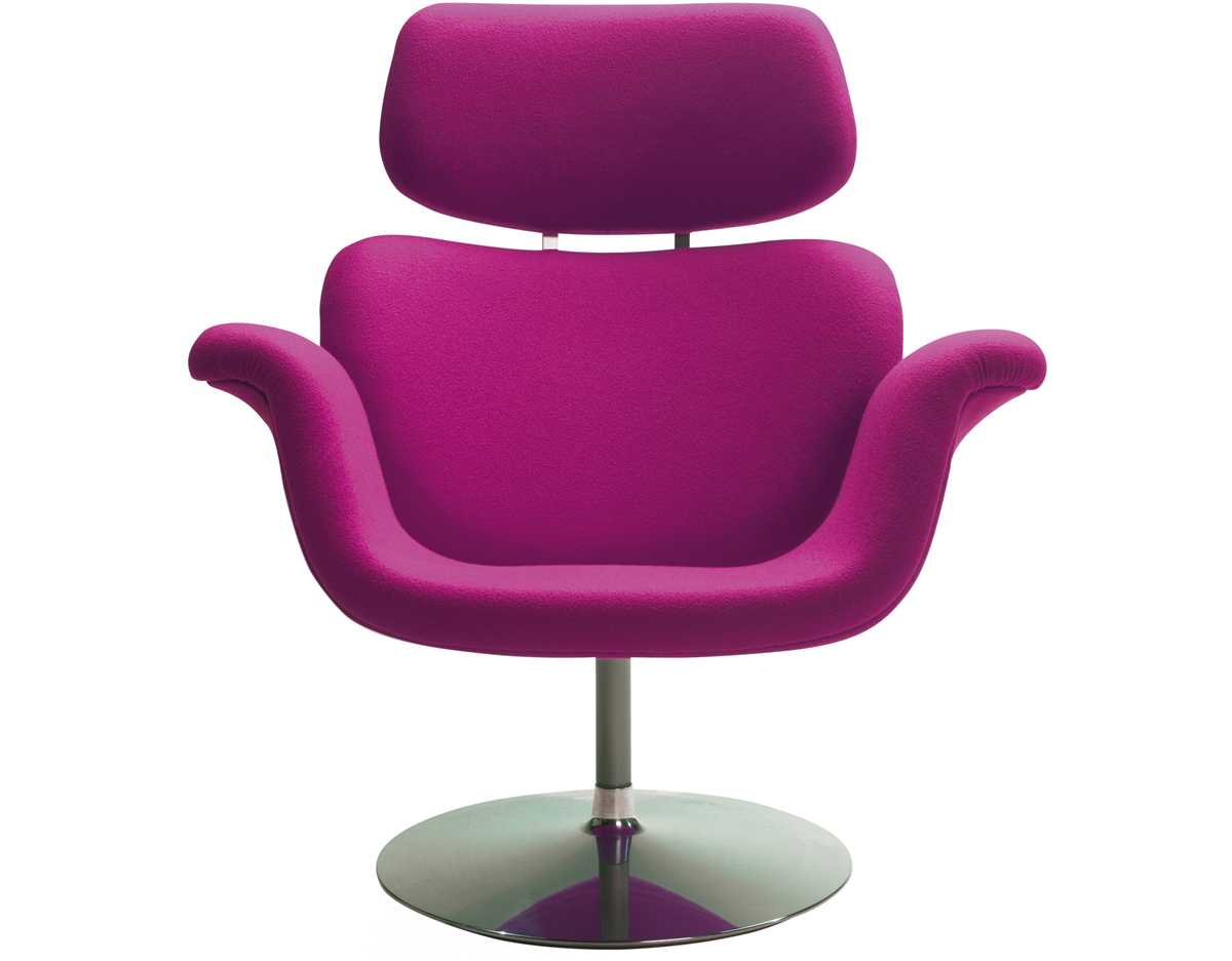 Tulip Lounge Chair  hivemoderncom