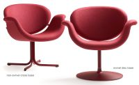 Tulip Midi Chair With Disk Base - hivemodern.com