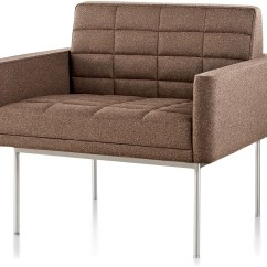 Herman Miller Tuxedo Sofa For Small Living Room Singapore Club Chair With Arms Hivemodern