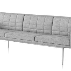 Herman Miller Tuxedo Sofa Modern Wooden Furniture Sets Designs For Small Living Room Component Lounge With Arms Hivemodern Com From