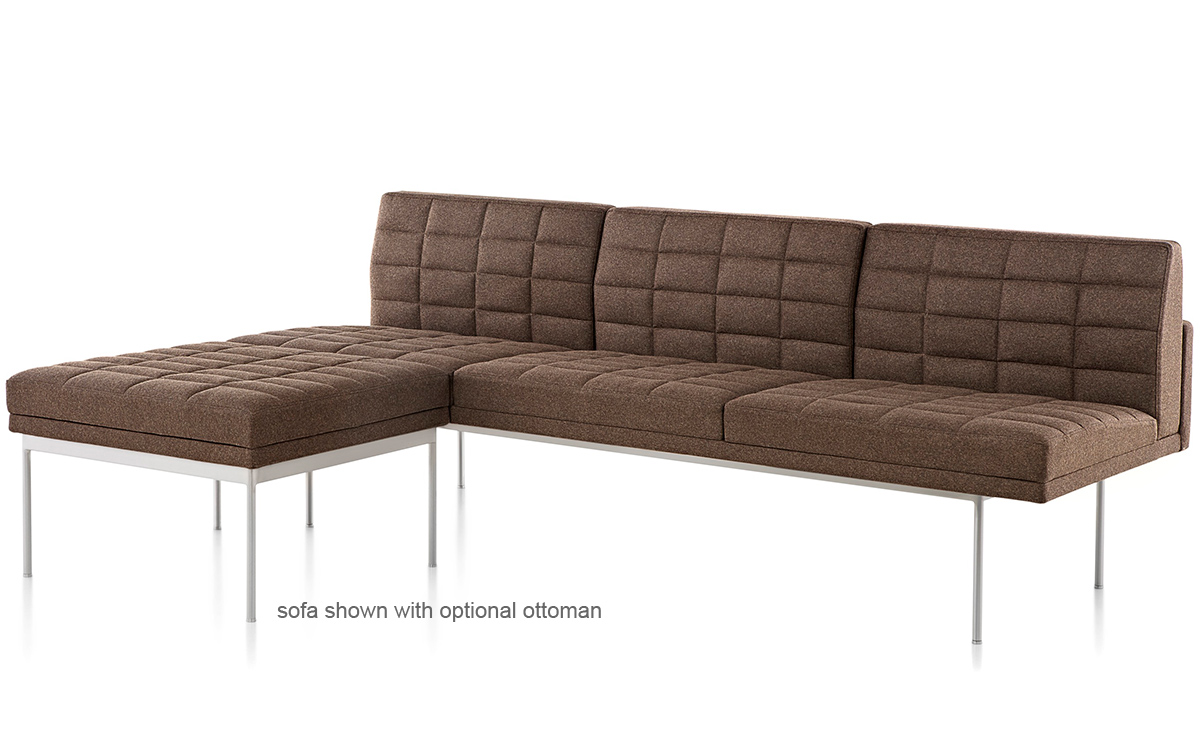 herman miller tuxedo sofa leather cardiff gumtree without arms - hivemodern.com