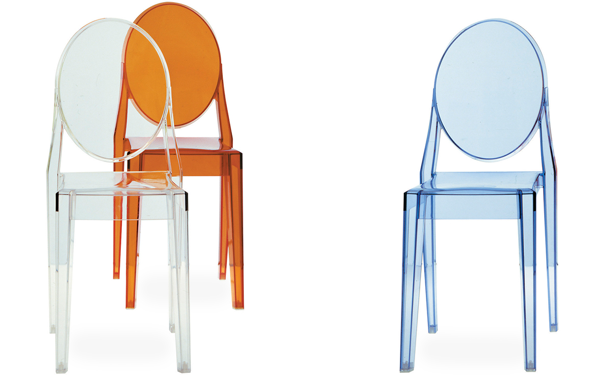 Victoria Ghost Chair 4pack Special Price  hivemoderncom